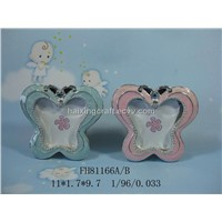 Polyresin Baby Photo Frame(FH81166)