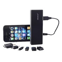 Portable universal battery charger