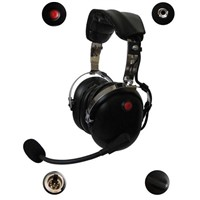 Racing headset Heavy Duty Headset for Two Way Radio (RH-2000)