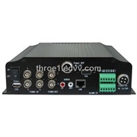 Realtime Monitor Mobile DVR (RC-8004H)(could be added GPS)