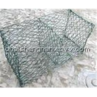 Reinforced Gabion box