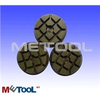 Resin Bonded Dry Polishing Pad for Concrete Floor (Item No.TY90)