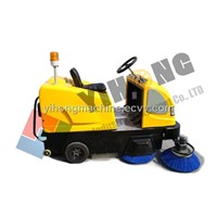 Ride-On Battery Sweeper (YH-B1550)