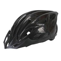 Road Bike Helmet Black Carbon