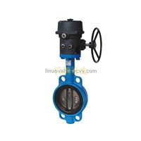 Fire Alarm Wafer Butterfly Valve (SD731X)