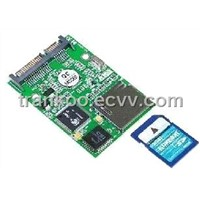 "SD TO SATA (2.5""Hard Disk) Card Adapter Converter"