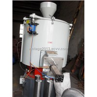 SHR high speed mixer/plastic mixing machine