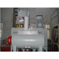 SRL-W series plastic mixer unit/plastic mixing machine