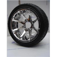 SX 12 Inch ATV Wheel and Tire AR12-07