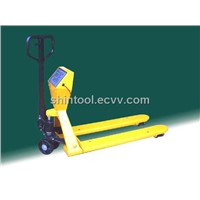 Scale Weight Pallet Truck
