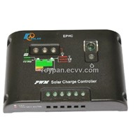 Solar light controller with timer and sensor EPRC10-EC, 10A,12/24V