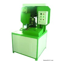 Solder bar cutting&stamping machine