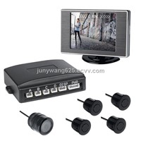 TFT video car ultrasonic parking sensor