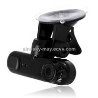 The New Digital Car camera with HD 1080 P video recorder and GPS logger