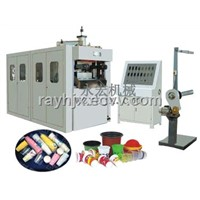 Thermoforming Machine for Cup and Bowl