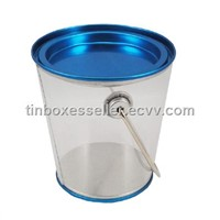 Tin PVC Packaging Box