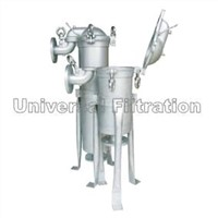 Top Entry Bag Filter Vessel