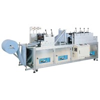 Disposable Shoes Cover Making Machine (UW-SC500)