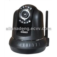 WIFI Wireless IP Camera PAN TILT 2-Way Audio