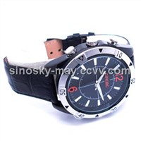 Waterproof Digital Camera Watch Security Video Recorder TV Playback