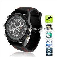 Waterproof Digital Watch Camera Video Recorder