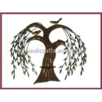 Willow Tree Candle Holder for Decorations