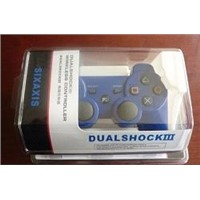Wireless Bluetooth Sixaxis Dual Shock Controller for ps3