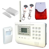 Wireless Security Burglar Alarm ,S100