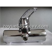 ZY2078 2011 new waterfall Bath Shower Faucets