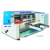 Auto Stripping Rotary Die Cutting Machine