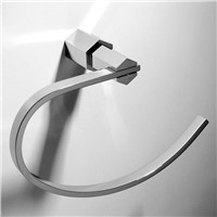 bathroom accessories towel ring