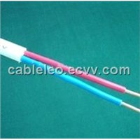 Cable PVC Insulated PVC Sheathed 2*4mm2