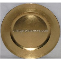 charger plate PP Plastic plate plastic tray