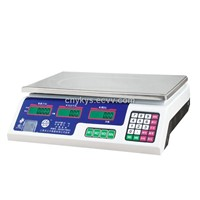 digital weighing scale 208