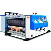 Flexo Printing Slotting and Die Cutting Machine