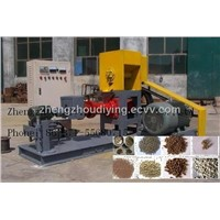 Floating Fish Feed Pellet Machine