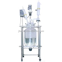 glass reactor and glass lined laboratory reactor 5 liters to 100liters