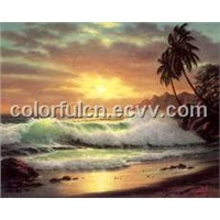 Landscape Art Canvas Oil Painting