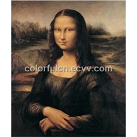 Mona Lisa Oil Paintings