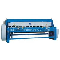Motor Drive Shear, Power Shear Machine, Hydraulic Shearing Machine
