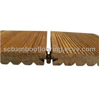 Outdoor Bamboo Flooring B
