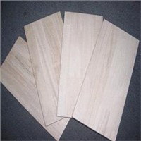 paulownia wood finger jointed