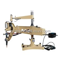 Profile Gas Cutter Machine