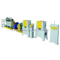 ribbed wire making machine