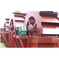 sand washing machine