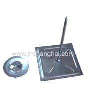 self adhesive stick pin