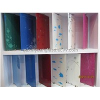 Silk Screen Glass