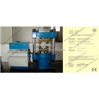 steel wire rope slings press machine