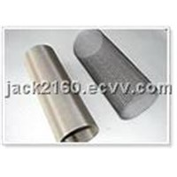 Stianless Steel Wire Mesh Filter Tube
