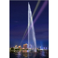 super height musical fountain